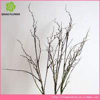 wholesale plastic artificial branches without leaves for decoration