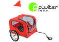 Factory Directly Pet Bike Trailer Dog Cat Bicycle Pram Stroller pet stroller Jogger Foldable(PT004)