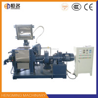 Plastic Kneader Mixer Extrusion Machinery Equipment