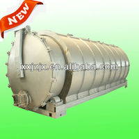 Professional waste tire recycling to oil equipment