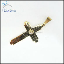Religious Cross Jewelry Stainless Steel Pendant jewelry
