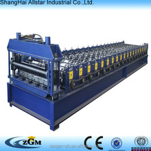 South Africa IBR 686 single roof roll forming machine