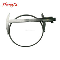 Tungsten Carbide Seal Ring BLANK MANUFACTURE