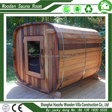 Far infrared outdoor 6 person portable steam sauna room