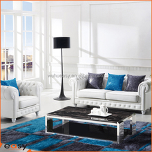Contemporary box shape high pile polyester floor rugs carpet