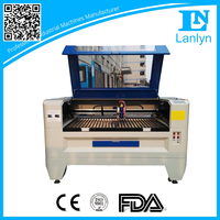 Low Cost 100 Watts Laser Cutter for Profitable Acrylic Wood Crafts
