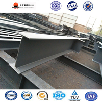 Galvanized Welded Structural Steel H Beam For Steel Structure Building