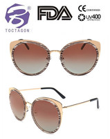 2017 best polarized women sunglasses with eye cat shape TR90 frame, ready in stock made in china wholesale sunglasses