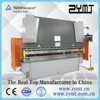 ce certified ZYMT brand high quality steel bending machine/sheet bending machine with E21