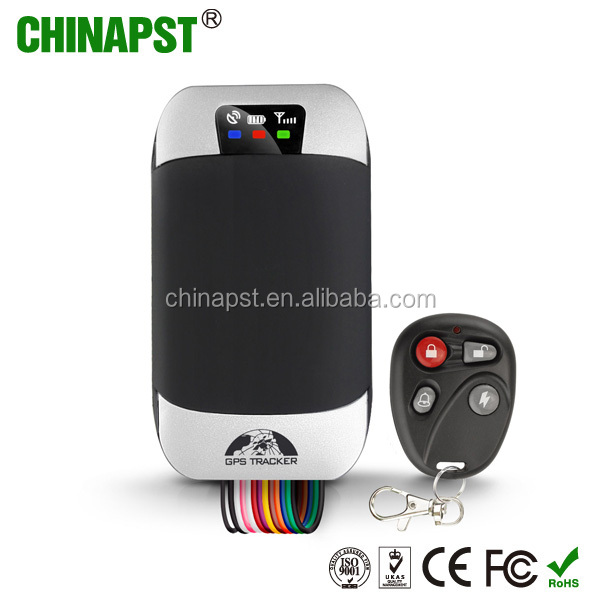 China wholesale APP Tracking online tracking SOS panic button gps SMS GPRS global car auto gps navigation PST-VT303G