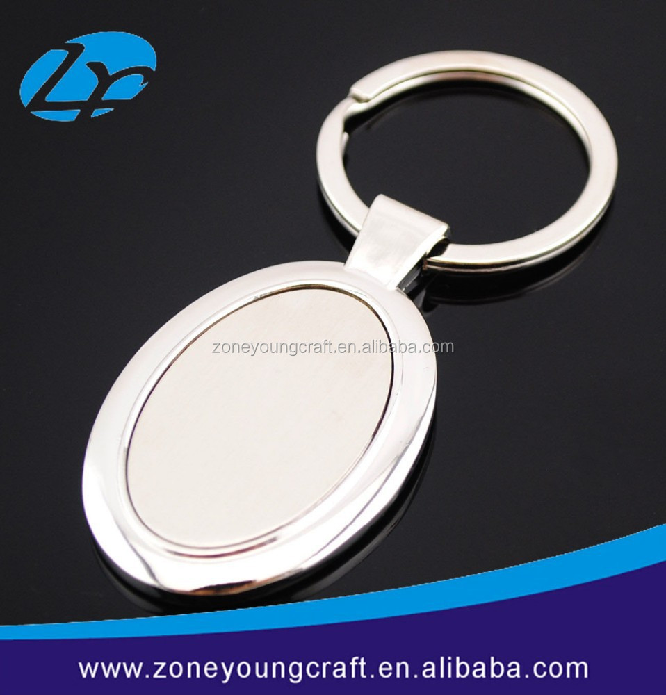 Made in Wenzhou die cast metal keychain