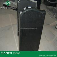 China Black Granite Monument/Tombstone/Gravestone
