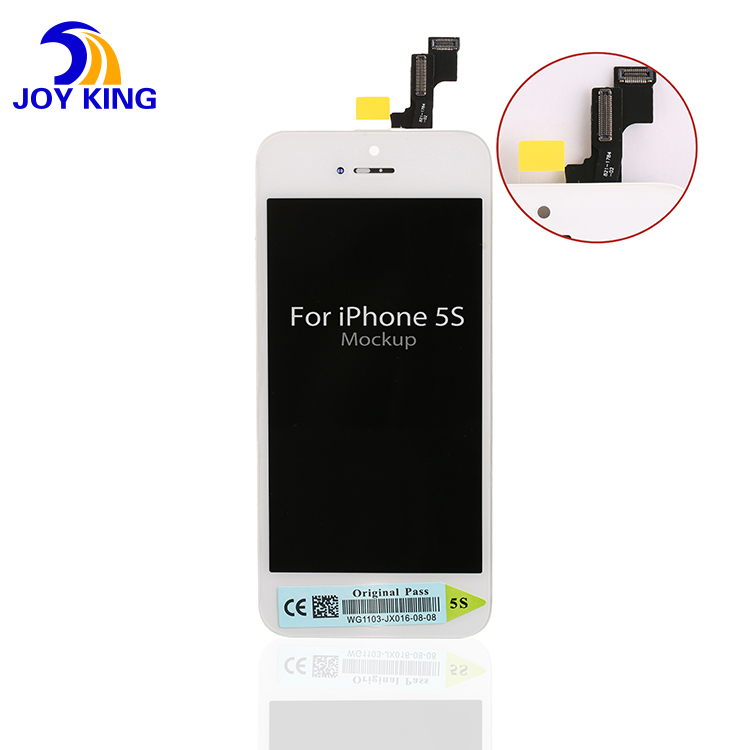 Refurbish broken or OEM lcd screen for iphone 5s lcd screen assembly