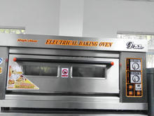 Commercial Automatic Bakery Electric Bread Baking Oven/flat bread bakery machinery for bread making for sale