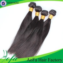 10-40 inch factory wholesale virgin hair indian beautiful straight hair