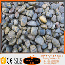 Low Price Garden decorative Polished Granite Pebbles Stepping Stones