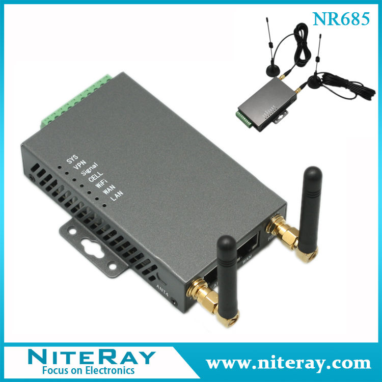 Customized 3g router multiple sim cards 4g lte wireless router