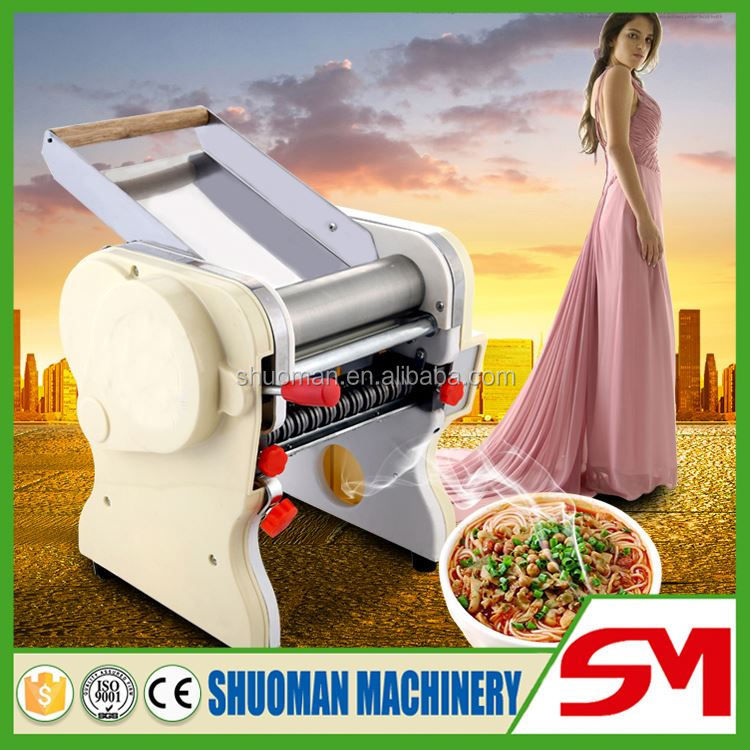 Professional supplier and long service life hand operated noodle making machine