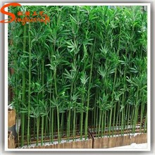 chinses factory cheap artificial lucky bamboo wholesale artificial bamboo tree bamboo poles wholesale for home garden decor