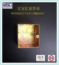 galvanized electrical terminal box made in china