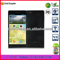 New products 2014 hot Ultra slim android tablet mtk6577 dual core android 4.1 jelly bean phone 3g smart phones