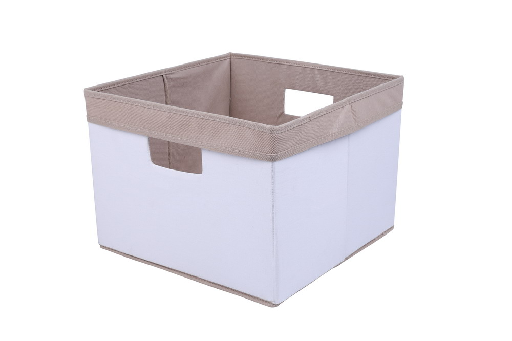 Portable Light-weight Storage Cube Basket Organizer
