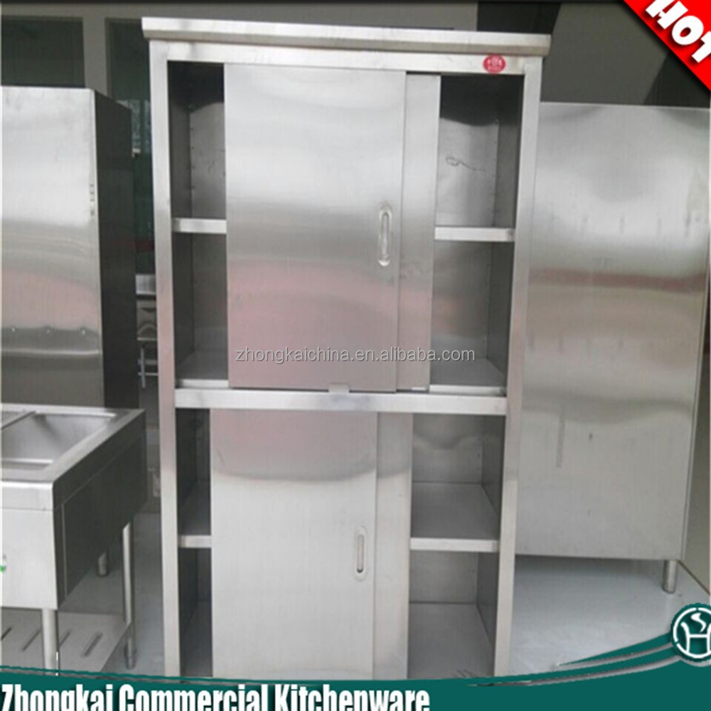 Stainless Steel Cabinet Commercial Stainless Steel Kitchen Cabinet For
