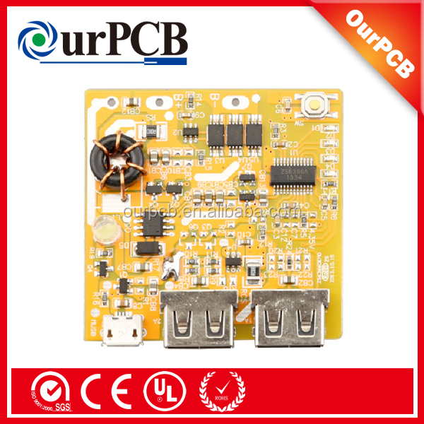 Electronic induction cooker circuit board OEM manufacturing