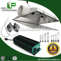 aluminum grow light reflector/EU garden solar grow light kit/greenhouse hydroponic growing systems