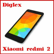 Wholesale Price Xiaomi Redmi 2 hongmi 4.7inch Android OS4.4 Qualcomm Snapdragon Dual SIM Card Mobile Phone