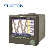 SUPCON smart pressure temperature and flow paperless chart recorder