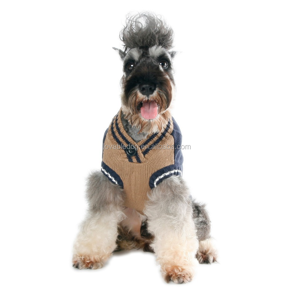 Wholesale china NEW winter warm sweater High Quality Pet Apparel,Dog Apparel - Knit Pattern Dog Sweater