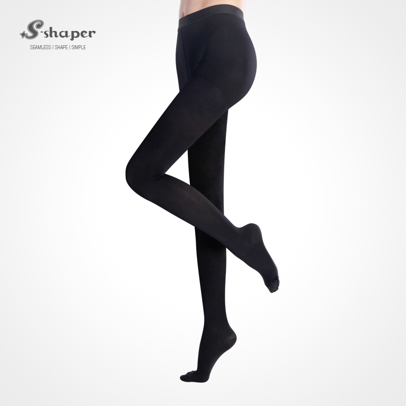 S-SHAPER Lady Slimming Tights Plus Size Compression Stockings Free Cut Seamless Opaque Legging Pantyhose Beauty Leg