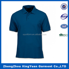 Hot Sale New Design 100 Polyester Dry Fit Hight Quality Golf Polo t shirt