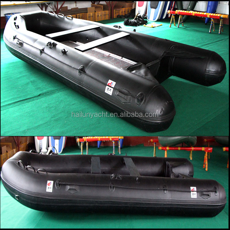 (CE) Best selling fast rescue boat HLL430