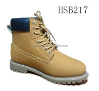6 inch wheat nubuck leather name brand classic water resistant safety fashion boots for work