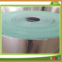 6mm xpe foam with aluminum foil thermal insulation, thermal break