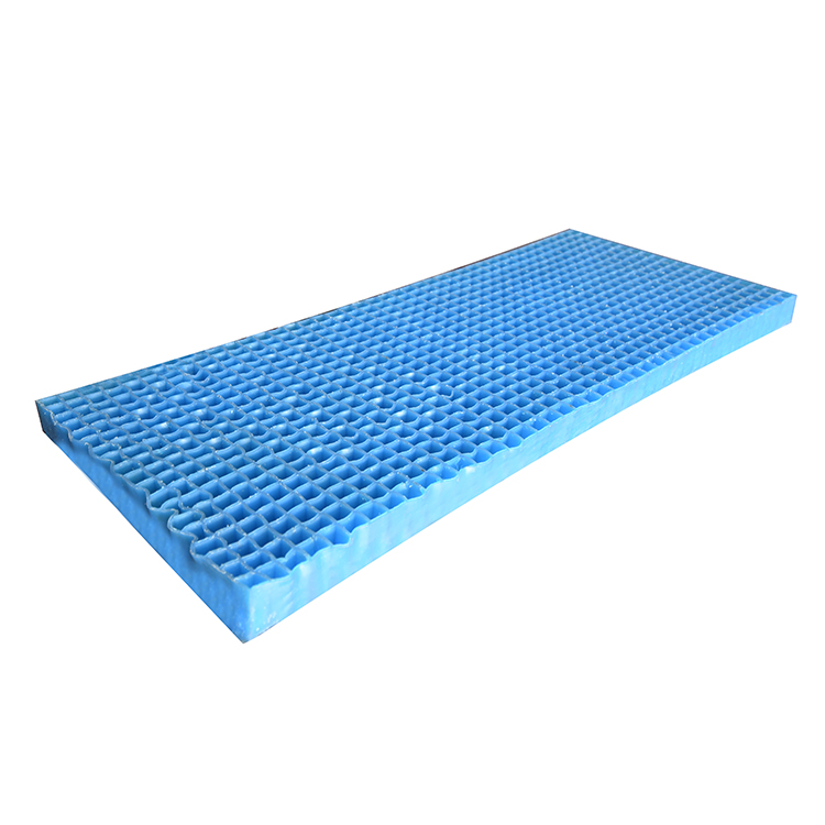 TPE Gel Breathable Purple Beds Mattress Silicone Gel Cooling For Hospital and Home Bed Mattress - Jozy Mattress | Jozy.net