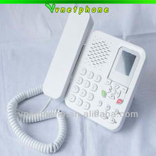 White brand cheap mobile phone with skype
