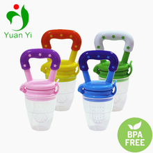 Non-Toxic Safe Baby Feeding Dummy Pacifier/Fruit Food Feeder and Nibbler