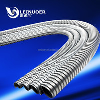 electrical flexible corrugated steel wire hose