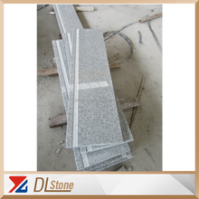 New G603 bacuo white Step Riser Polished Granite Stairs from Dalei