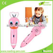 The New world tech toy for kids learning,talking and reading pen