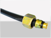 Hydraulic nipple auto brale hose pipe fitting