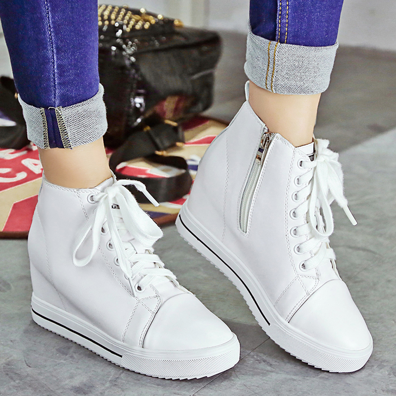 12ceb42756 China Women High Heel Sneaker Shoes, China Women High Heel Sneaker Shoes  Manufacturers and Suppliers on Alibaba.com