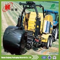 New hot sale PE grass baler silage stretch wrap film for agricultural use