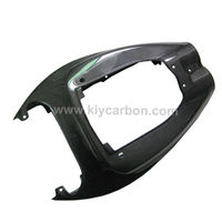 Carbon fiber seat section motorcycle part for Aprilia RSV Tuono
