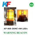 R10 Hot selling car warning light,warning beacon,stroble light,KF-WB-36MC-4W LEDs