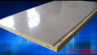 insulation wall freezer wall panel cold storage polyurethane foam core panel for fish milk vegetable potato onion