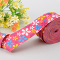 Knitting Printed Elastic Webbing Band for Sewing